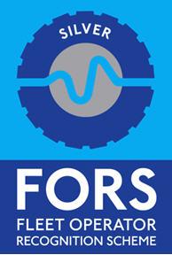 FORS Silver Award logo