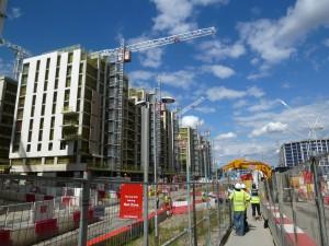 Stratford Residential Blocks